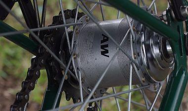 Sturmey Archer AW 3 speed hub